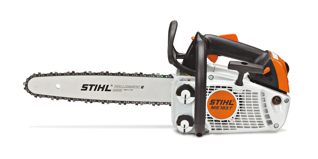 "STIHL MS 193T - 14"" Bar & Chain"